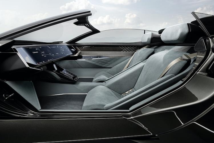 The Hog Ring - Audi Skysphere