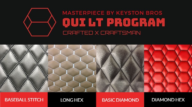 The Hog Ring - Keyston Now Sells Quilted Vinyl by the Yard