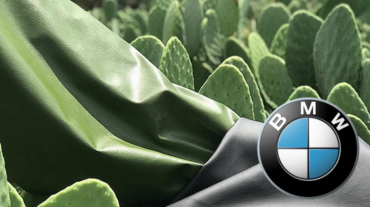 The Hog Ring - BMW is Set to Trim Cars in Cactus Leather