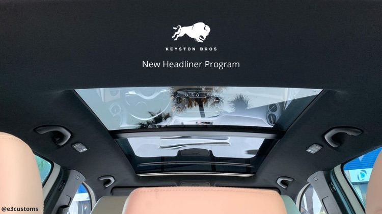 The Hog Ring - Check Out Keyston New Headliner Program