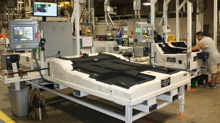 The Hog Ring - Interior Supplier Creates 103 New Jobs in SC