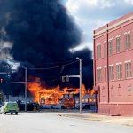 The Hog Ring - Georgia Trim Shop Damaged by Fire