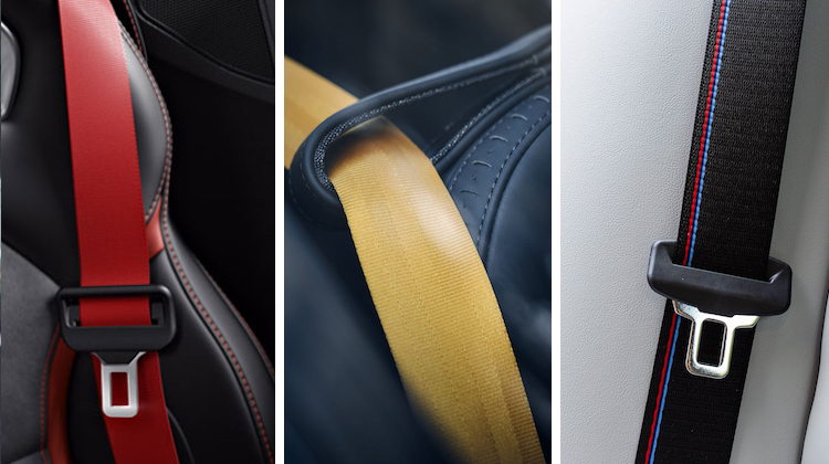 The Hog Ring - Making the Case for Color Seat Belts